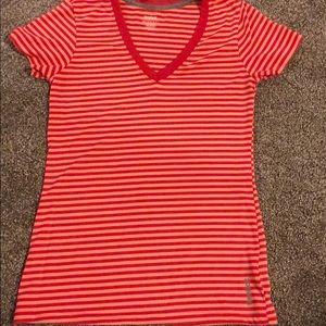 Women's Reebok XXS short sleeve shirt